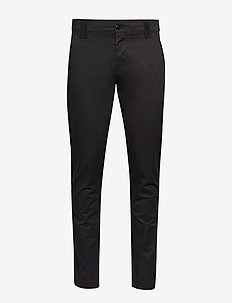 TJM SCANTON CHINO PANT - TOMMY BLACK