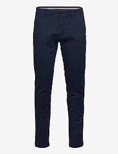 TJM SCANTON CHINO PANT - pantalons chino - twilight navy