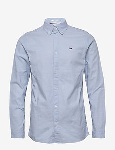 TJM STRETCH OXFORD S - peruspaitoja - shoreside blue