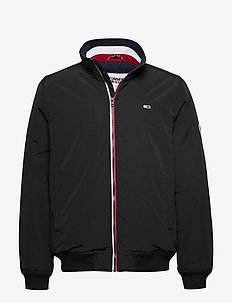 TJM ESSENTIAL PADDED - TOMMY BLACK