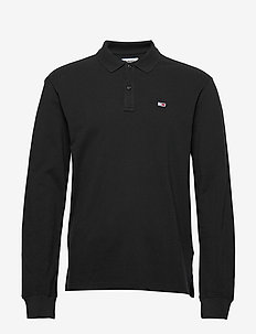 TJM CLASSICS LONGSLE - long-sleeved - tommy black