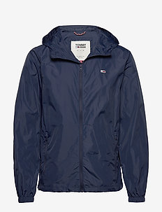 TJM PACKABLE WINDBREAKER - light jackets - twilight navy
