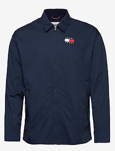 TJM CASUAL COTTON JA - light jackets - twilight navy