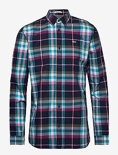 TJM ESSENTIAL CHECK SHIRT - chemises à carreaux - twilight navy / multi