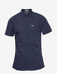 TJM SHORTSLEEVE POPL - basic overhemden - twilight navy