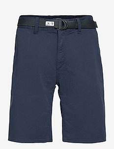 TJM VINTAGE WASH SHORT - chinos shorts - twilight navy
