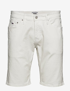 SCANTON HERITAGE SHORT MRWH - jeans shorts - mars white com