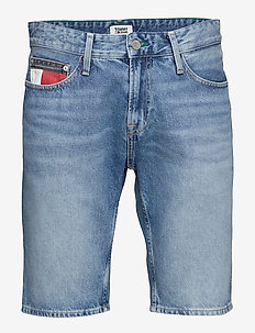 SCANTON HERITAGE SHO - denim shorts - save 20 lt bl rig