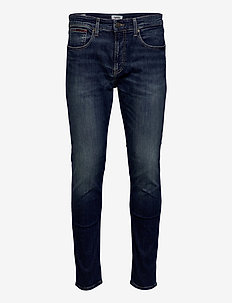 AUSTIN SLIM DNDBST - slim jeans - danny dark blue stretch