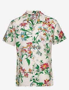 TJM ALLOVER PRINT CA - koszule lniane - pop floral print
