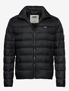 TJM PACKABLE LIGHT DOWN JACKET - donsjassen - black