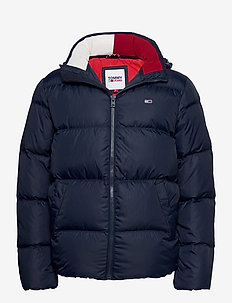 TJM ESSENTIAL DOWN JACKET - forede jakker - twilight navy