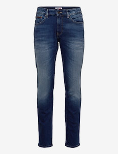 SCANTON SLIM WMBS - slim jeans - wilson mid blue stretch