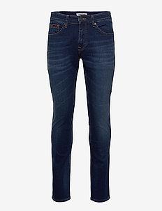 SCANTON SLIM ASDBS - slim jeans - aspen dark blue stretch