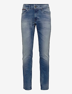 SCANTON SLIM WLBS - slim jeans - wilson light blue stretch