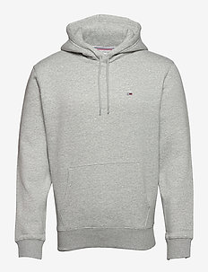 TJM REGULAR FLEECE HOODIE - sweats à capuche - lt grey htr