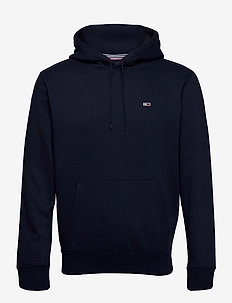 TJM REGULAR FLEECE HOODIE - hættetrøjer - twilight navy
