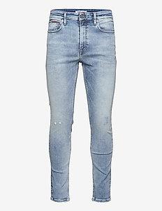 SIMON SKNY DFLBSD - skinny jeans - dyn freeman lb str destr