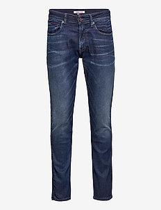 SCANTON SLIM DYFRDS - slim jeans - dyn freeman db str