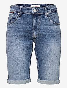 RONNIE RLXD DENIM SHORT HMBC - denim shorts - hudson mb com