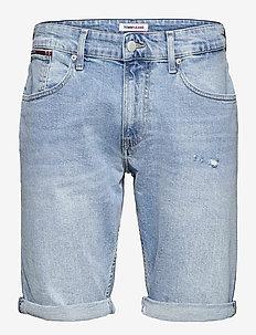 RONNIE RLXD DENIM SHORT HLBC - denim shorts - hudson lb com