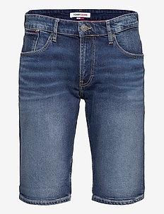 RONNIE RLXD DENIM SHORT HDBC - jeansshorts - hudson db com