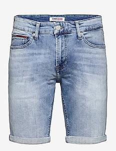 SCANTON SLIM DENIM SHORT HLBS - denim shorts - hampton lb str