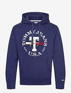 TJM TIMELESS TOMMY HOODIE 1 C - hoodies - nightfall
