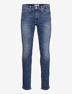 SCANTON SLIM AE136 MBS - slim jeans - denim medium
