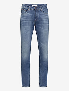 SCANTON CE 132 MID BLUE STRETCH - slim jeans - mid blue
