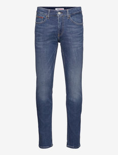 SCANTON SLIM BE138 MBSTR - slim jeans - denim medium