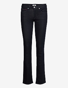 MID RISE STRAIGHT SANDY NRST - straight jeans - new rinse stretch