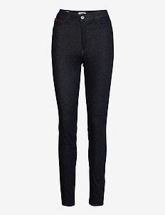 HIGH RISE SKINNY SANTANA NRST - skinny jeans - new rinse stretch