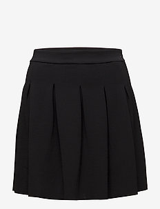 TJW COLLEGE SKIRT - TOMMY BLACK