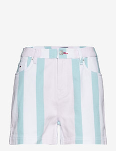 TJW COLORBLOCK STRIPE SHORT - bermudas - bold pastel stripe