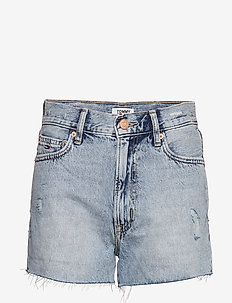 HOT PANT DENIM SHORT - TJ SILVER LT BL RIG