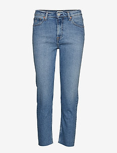 HIGH RISE SLIM IZZY - ACE LT BL COM