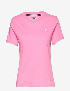 TJW TOMMY CLASSICS T - t-shirts - pink daisy