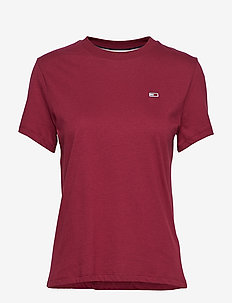 TJW TOMMY CLASSICS TEE - RHODODENDRON