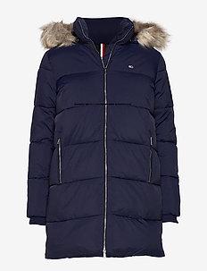 TJW MODERN PUFFA COA - padded coats - black iris
