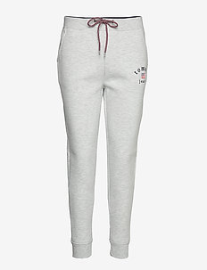 TJW TOMMY SWEATPANT - PALE GREY HTR