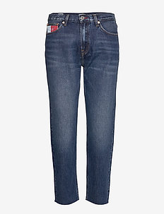 IZZY HIGH RISE SLIM ANKLE VLTDK - straight jeans - violet dk bl rig