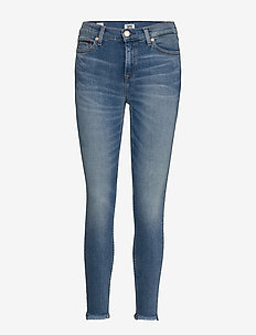 NORA MID RISE SKINNY ANKLE DYMD - DAY MID BL STR DS