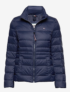 TJW MODERN DOWN JACKET - padded jackets - black iris