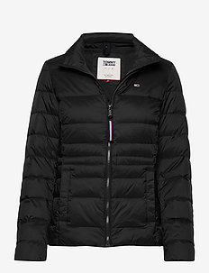 TJW MODERN DOWN JACKET - forede jakker - tommy black