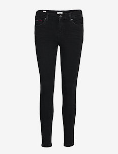 NORA MID RISE SKINNY DYSBK - skinny jeans - dynmc  state bk str