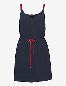 TJW ESSENTIAL STRAP - short dresses - twilight navy