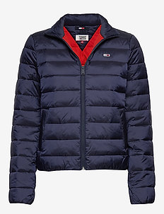 TJW QUILTED ZIP THRU - padded jackets - twilight navy