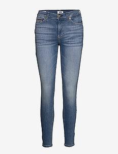 NORA MR SKINNY VCTL - skinny jeans - victoria lt bl str