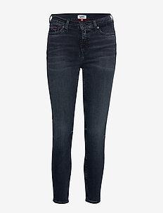 NORA MR SKINNY ANKLE GDK - skinny jeans - gia dk bl str